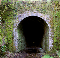 The Ballyvoyle Brick-lined tunnel is as fresh as the day it was built