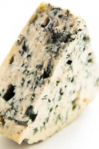 Penicillium in blue cheese